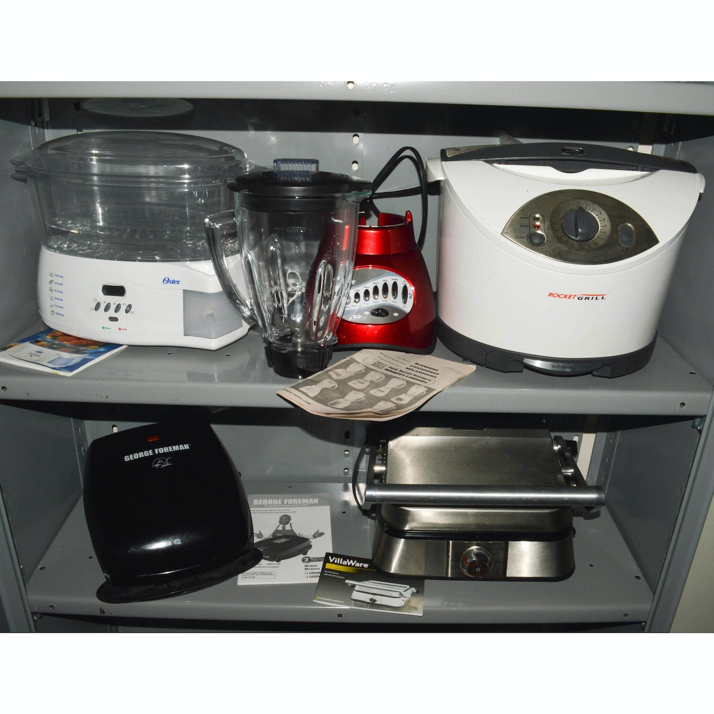 Assortment of small kitchen appliances ebth for 0 kitchen appliances