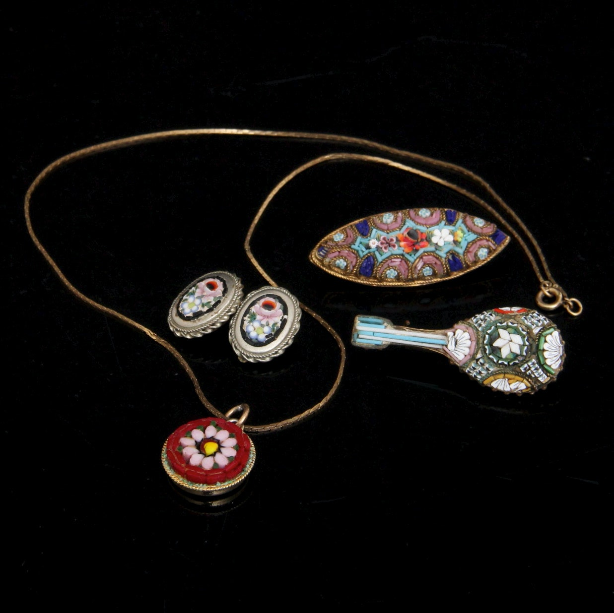 dating micro mosaic jewelry Posts about dating jewellery written by nic glass tiles and is properly known as micro mosaic jewellery, a distinct looking type of jewelry which has been made.