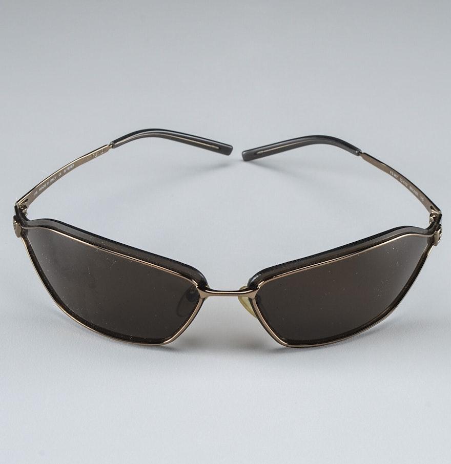 4344b4a5f8 Fendi Wire Frame Sunglasses   EBTH
