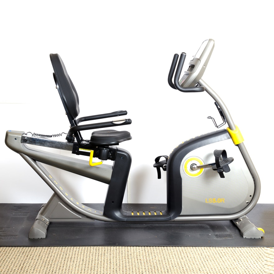 Livestrong Quot Ls5 0r Quot Recumbent Exercise Bike Ebth