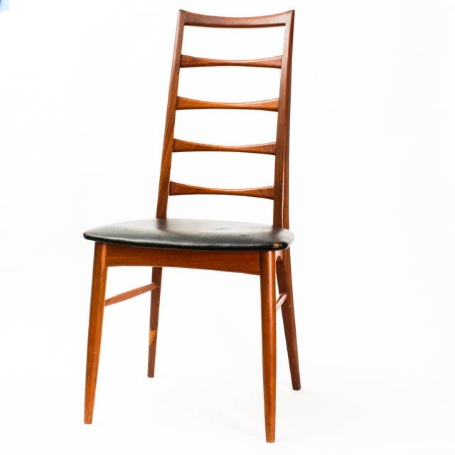 ... Dc Furniture Consignment By Vintage Danish Control Mid Century Modern  Side Chair Ebth ...