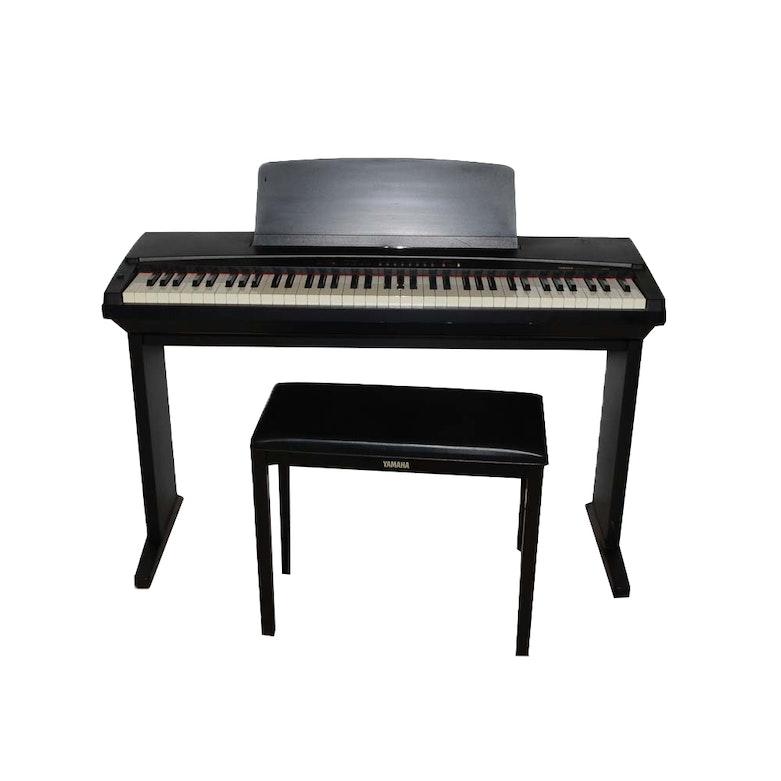 "Baldwin ""Piano Pro"" Electric Piano With Bench : EBTH"