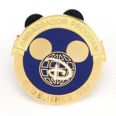 Disney Ambassador Program Pin