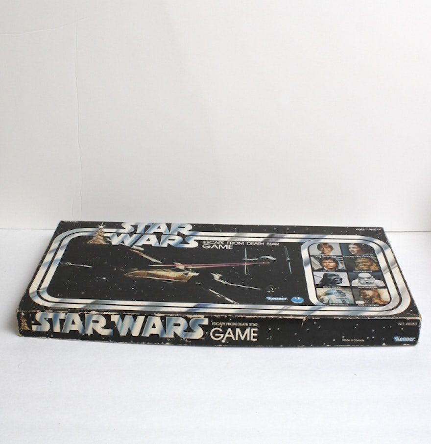 "Vintage 1977 ""Star Wars"" Board Game : EBTH"