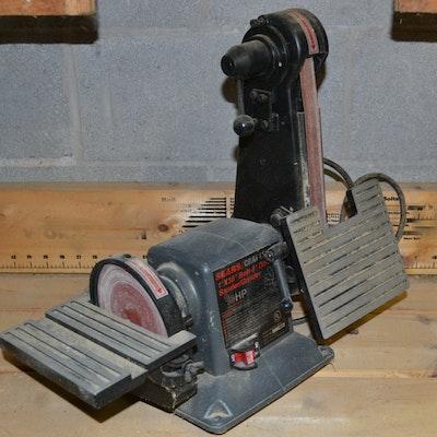 Craftsman 6 Bench Grinder Ebth