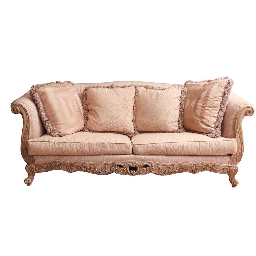 French Style Henredon Sofa