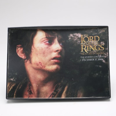 """""""The Lord of the Rings"""" Table Light-Up Sign"""
