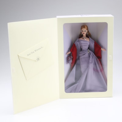 """1999 Limited Edition """"Vera Wang"""" Barbie"""