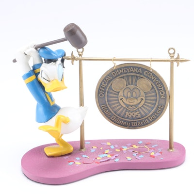Vintage Donald Duck Disneyana 1995 Figurine