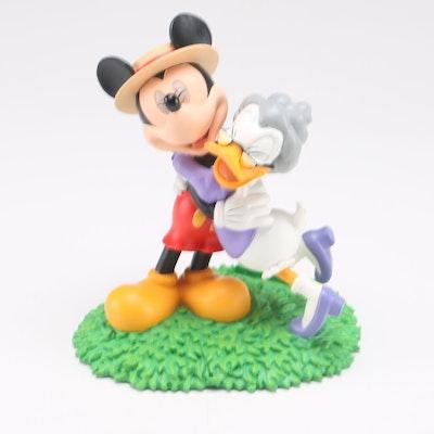 "2001 Walt Disney Disneyana ""Family Reunion"" Convention Figurine"