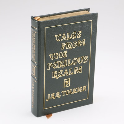 """Collector's Edition of """"Tales From The Perilous Realm"""" by J.R.R. Tolkien"""