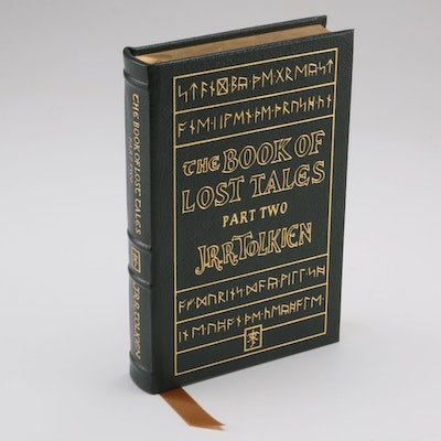 """Collector's Edition of """"The Book of Lost Tales"""" by J.R.R. Tolkien"""