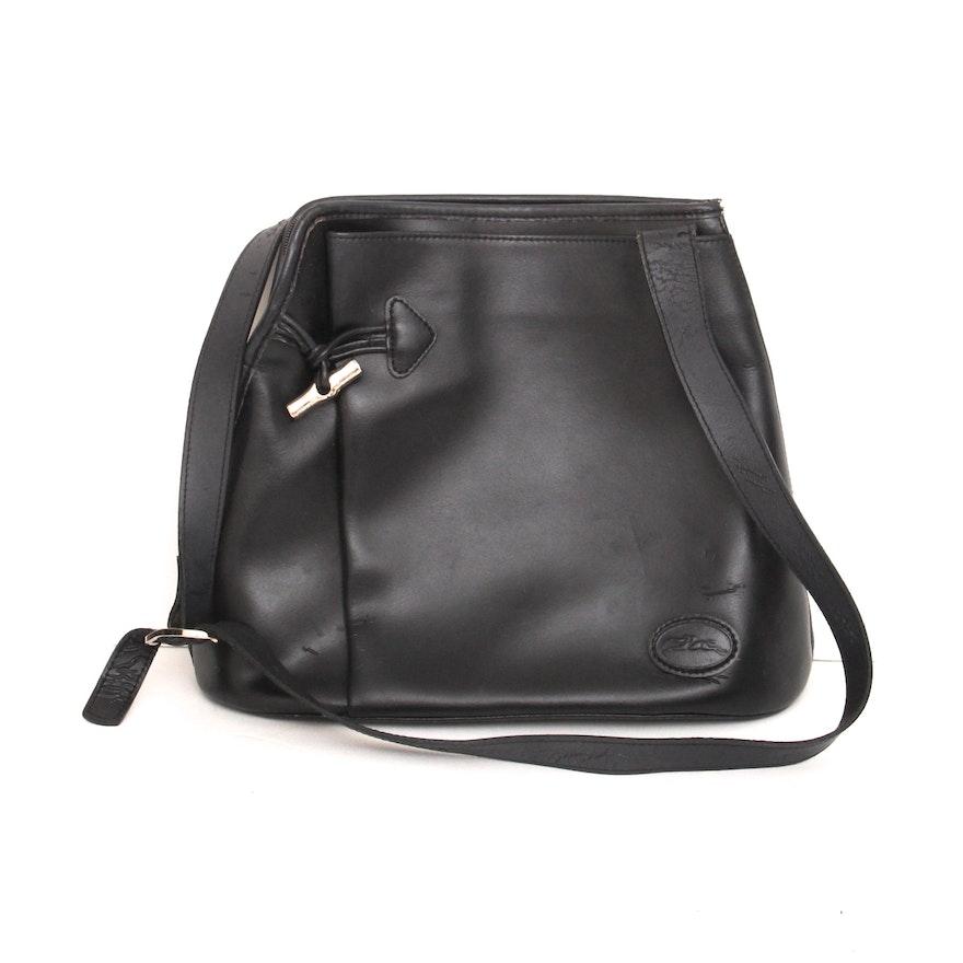 84a4da0c049 Vintage Longchamp Roseau Sling Bag : EBTH