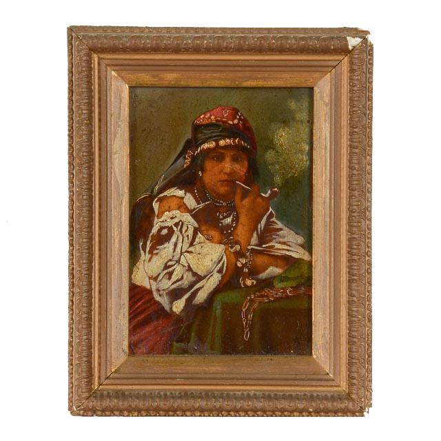 Gypsy pipe