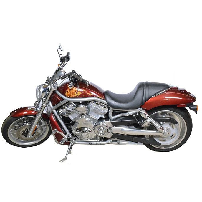 Custom-Built Harley-Davidson V-Rod