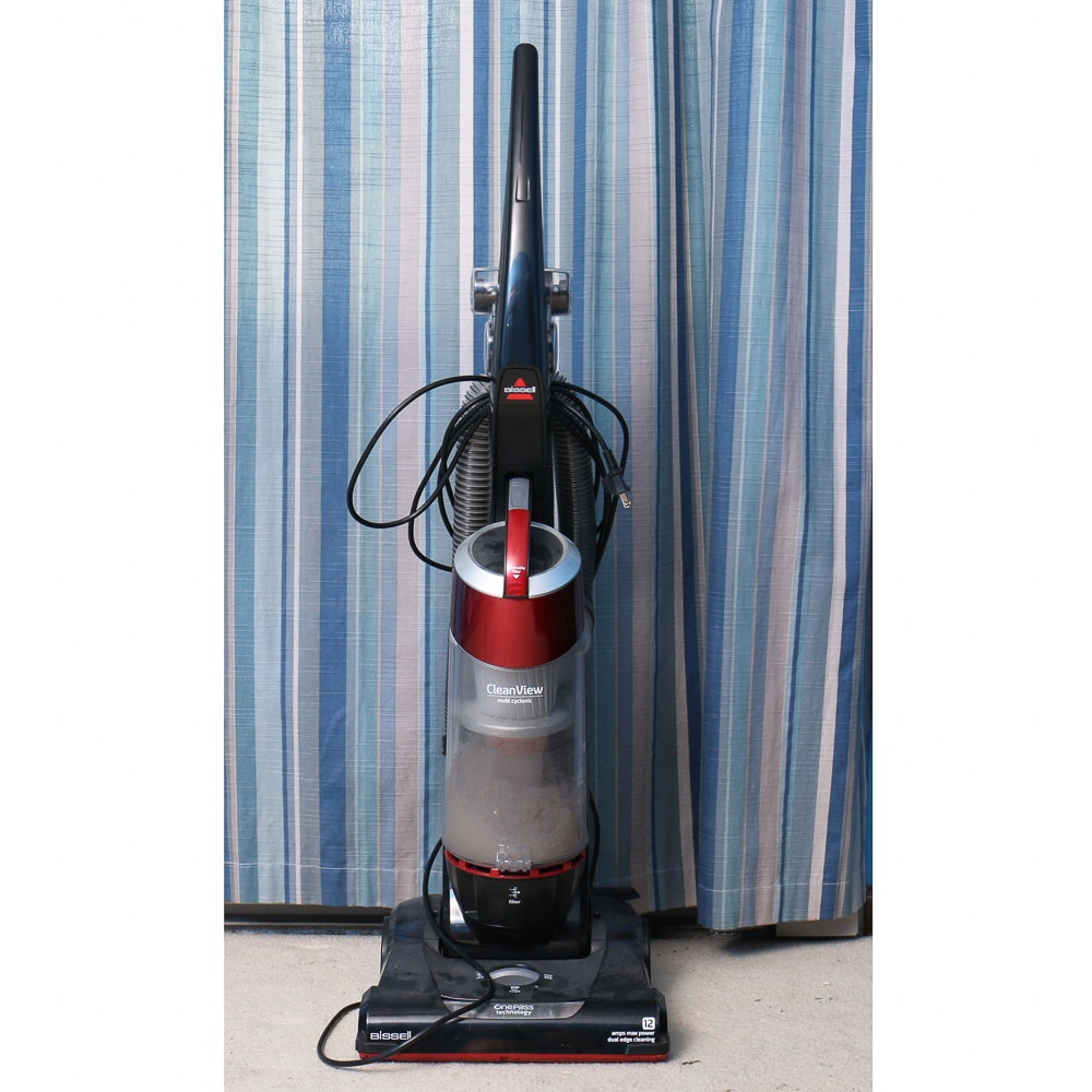 Bissell CleanView Multi-Cyclonic Vacuum