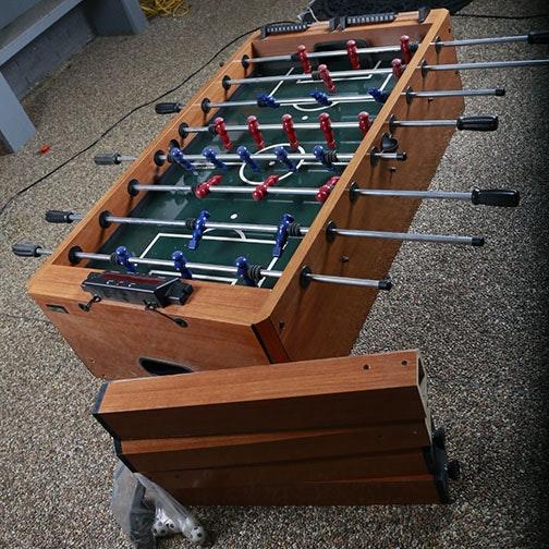 Harvard Brand Foosball Table ...