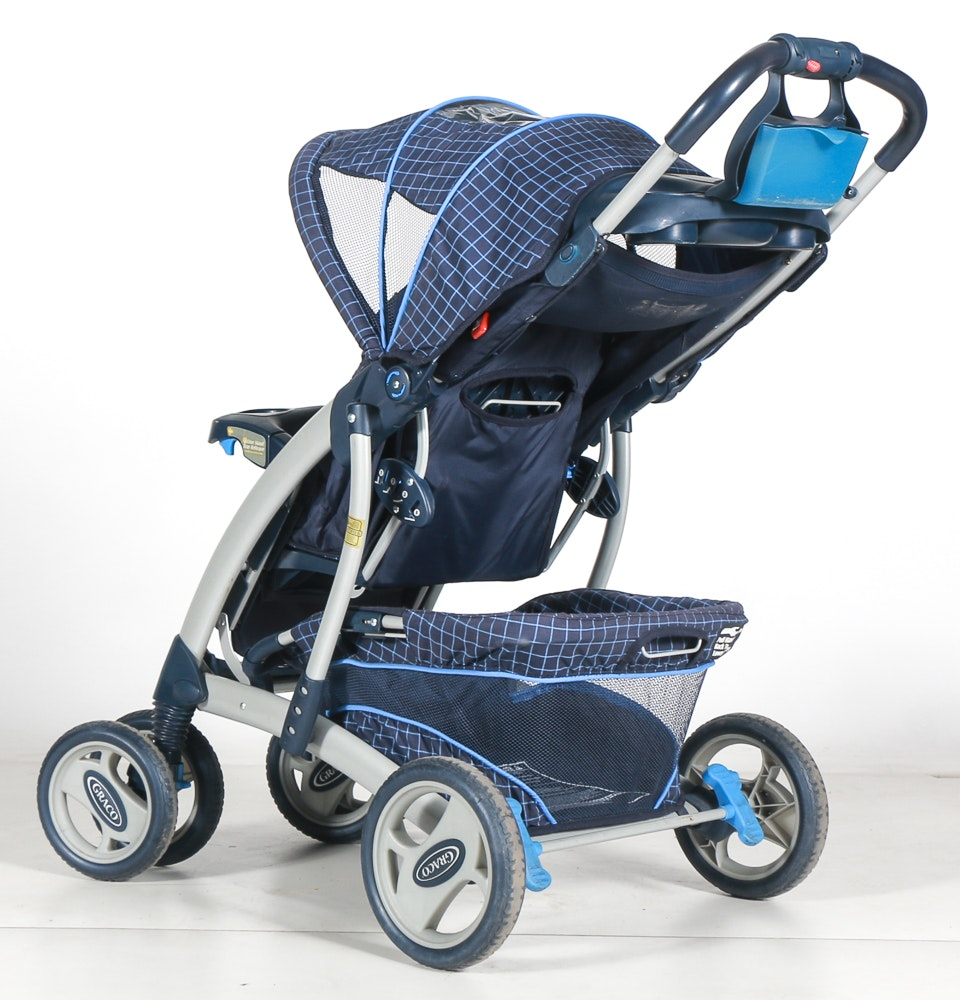 graco stroller how to clean