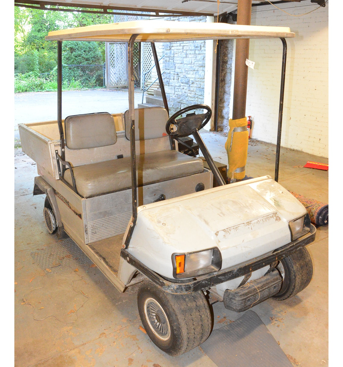 Ingersoll rand carryall club car ebth for Auto motor club comparisons