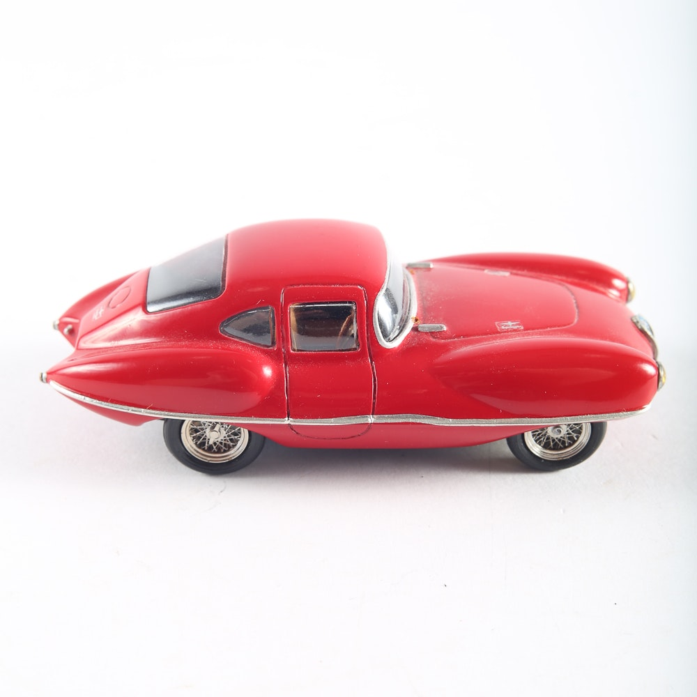 Die-Cast 1952 Alfa Romeo Disco Volante Model Car : EBTH