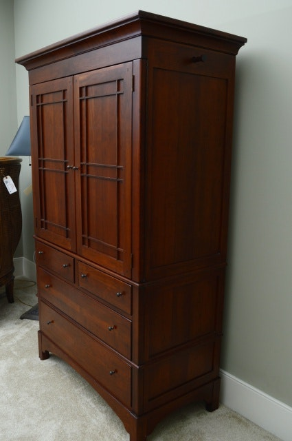 Arts And Crafts Jewelry Armoire