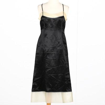 1990s Silkblend Prada Dress