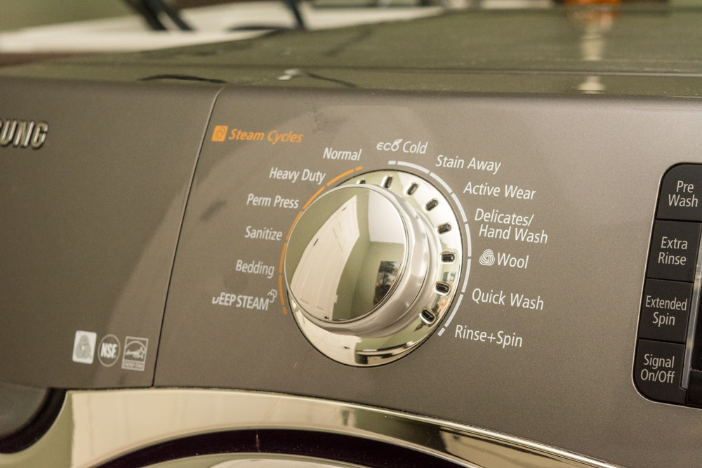 samsung steam washing machine