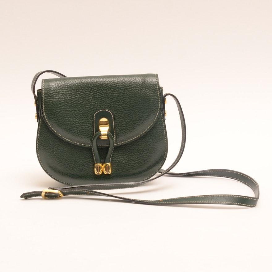 I Santi Italian Leather Purse