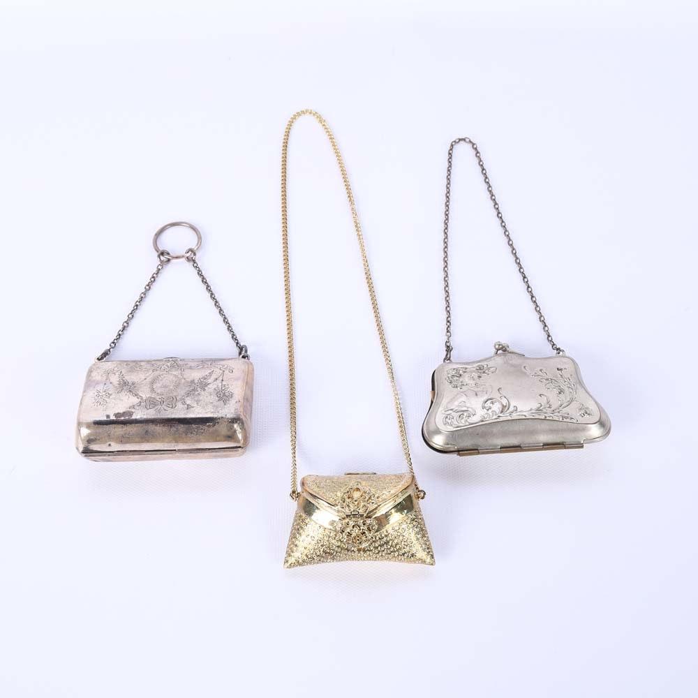 Miniature Metal Purses