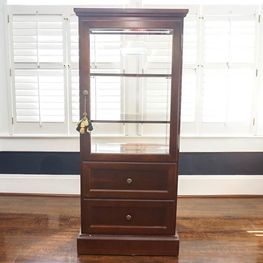 Glass Door Display Cabinet