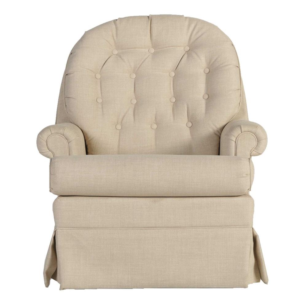 """Best Chairs """"Devin"""" Swivel Glider EBTH"""