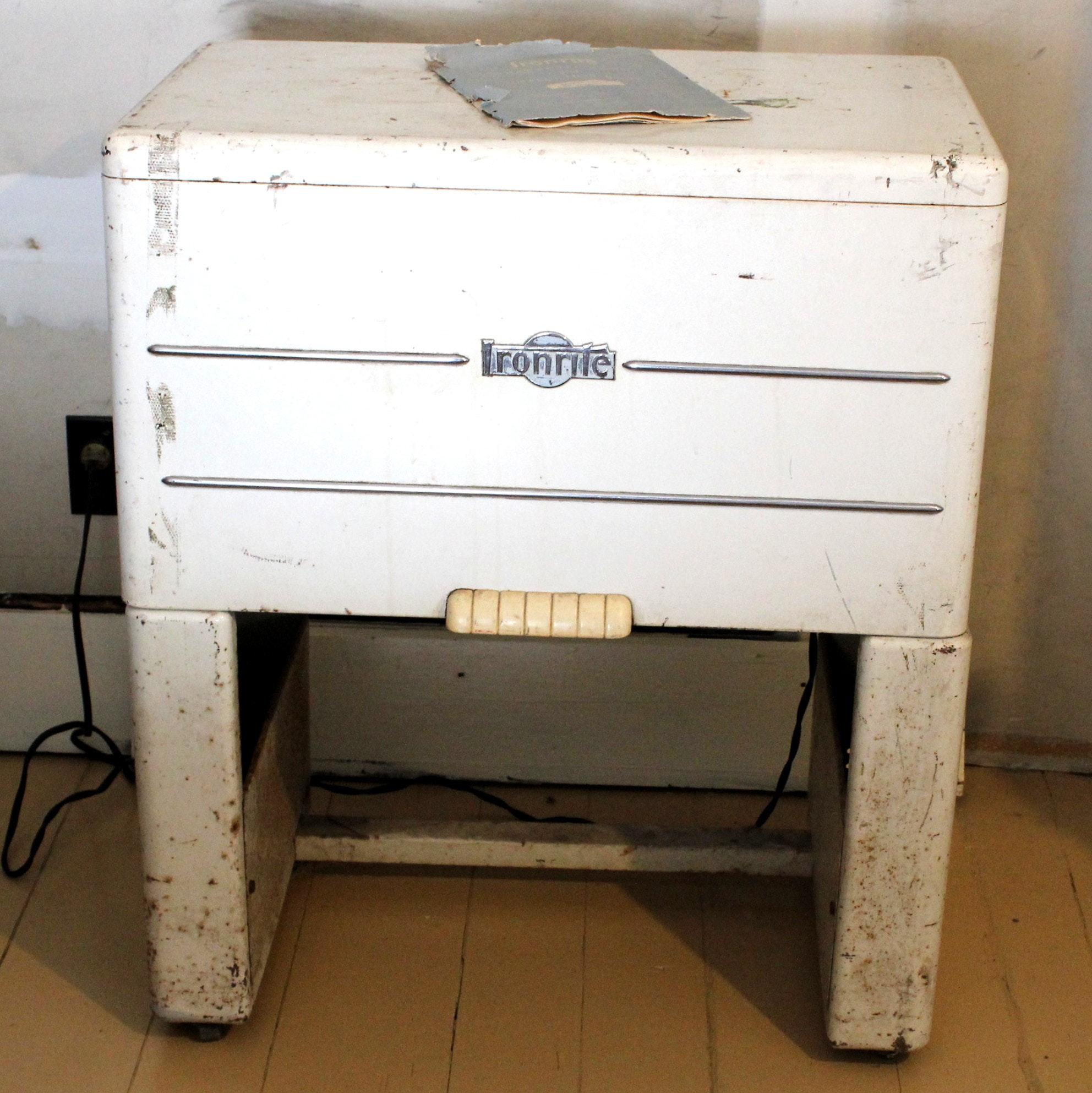 Vintage Ironrite Mangle Ironer