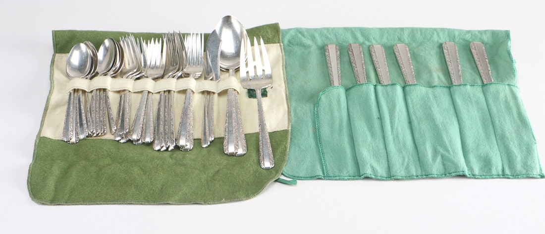 """Towle Sterling Silver """"Candlelight"""" Flatware Collection"""