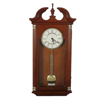 Vintage United Wall Clock Model No 45 Ebth