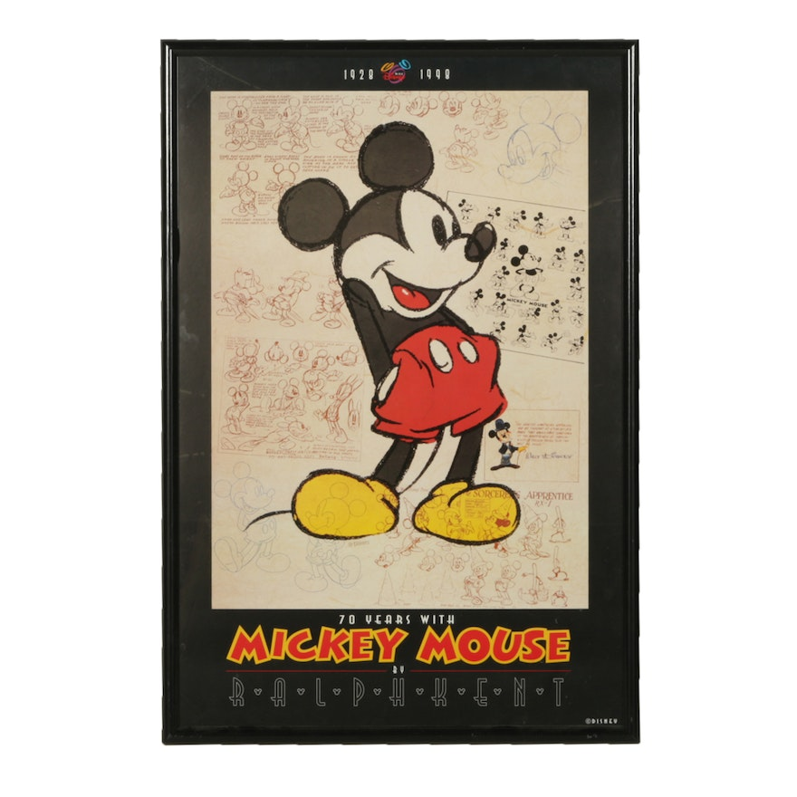 70 Years With Mickey Mouse\