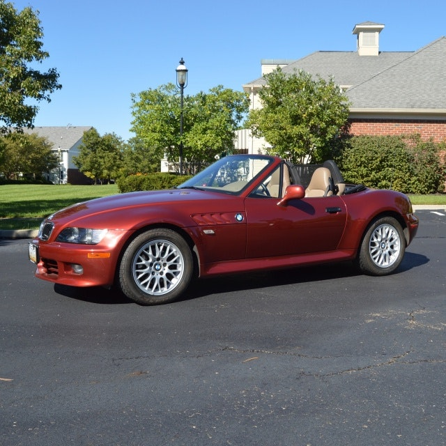 2000 BMW Z3 2.8 Roadster with Limited Miles