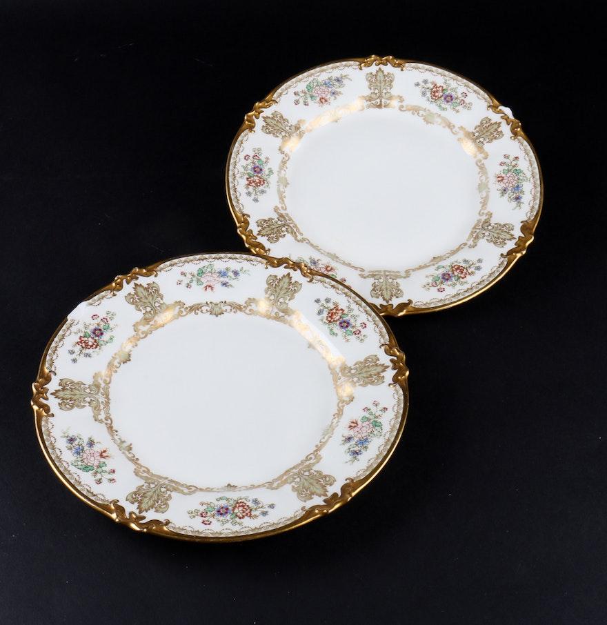 GDA Limoges Plates : EBTH