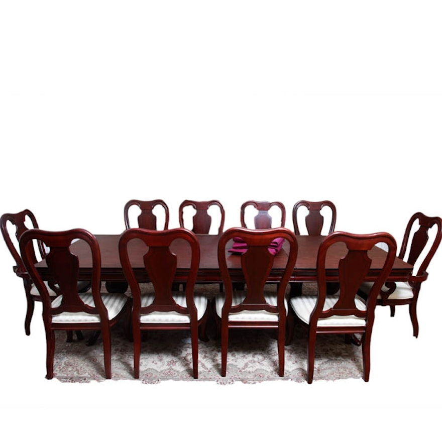 Dining Room Set from Havertys : EBTH