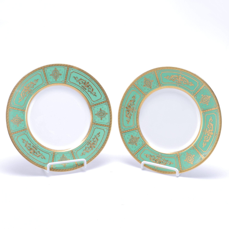 Tiffany & Co. Mintons Plates