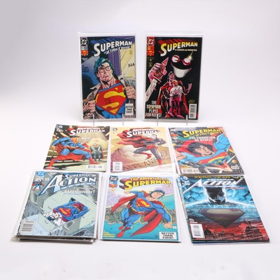 "1990s–2010s DC ""Superman"" Comics"
