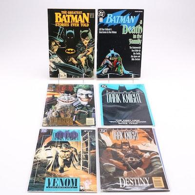 Collection of Batman Comics