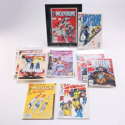 "1990s Marvel ""Wolverine"" Comics"