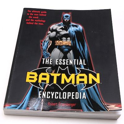 """The Essential Batman Encyclopedia"" by Robert Greenberger"