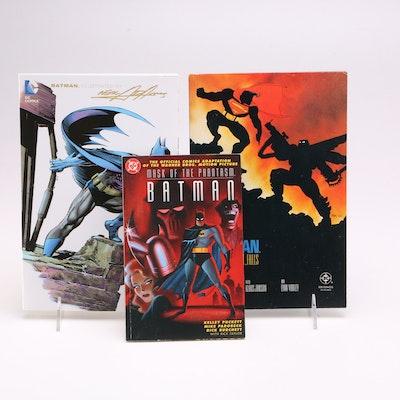 Set of Batman Graphic Novels and Comics