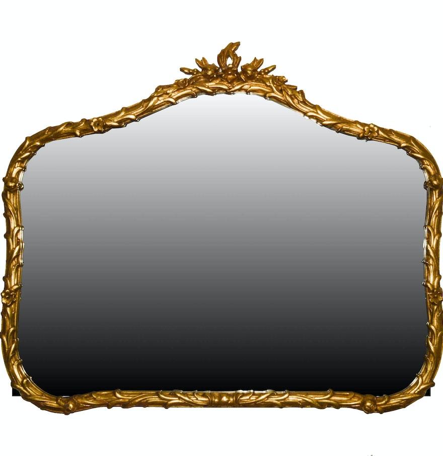 Heirloom quality wall mirror ebth for Mirror quality