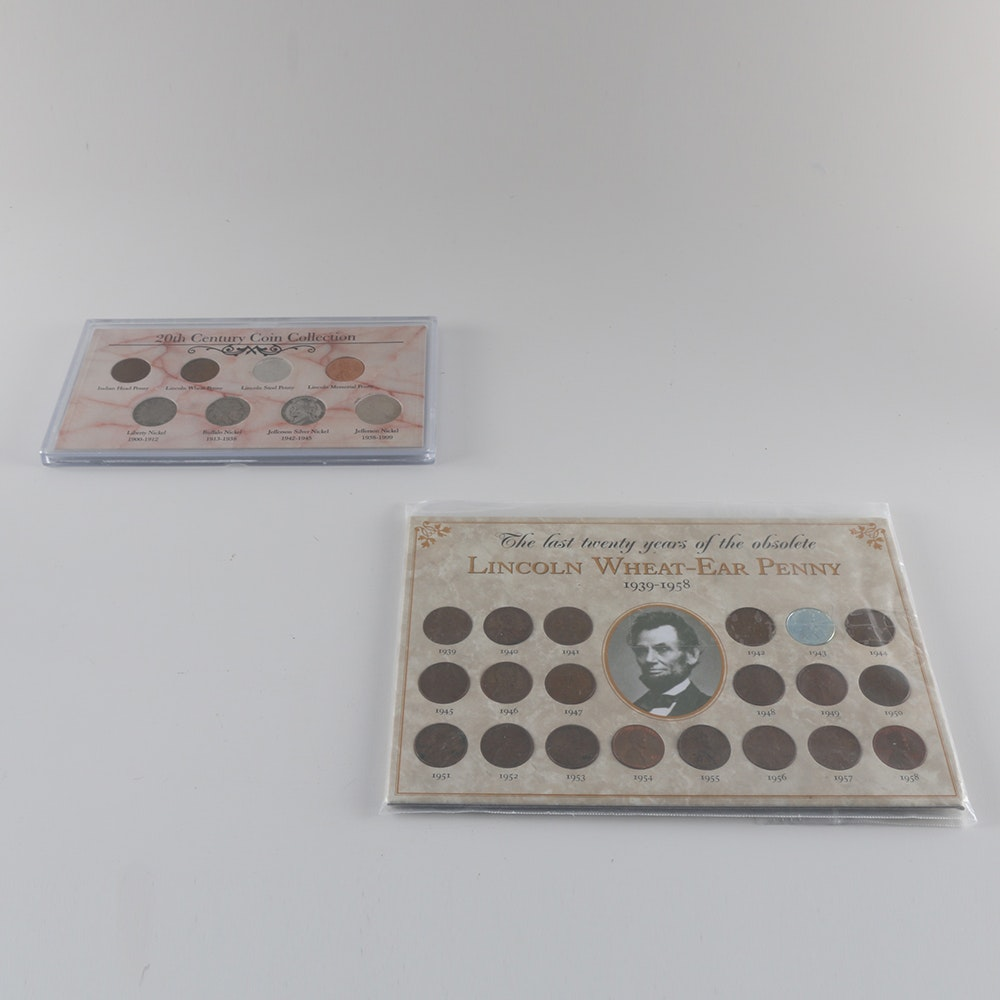 Group of Coin Collections