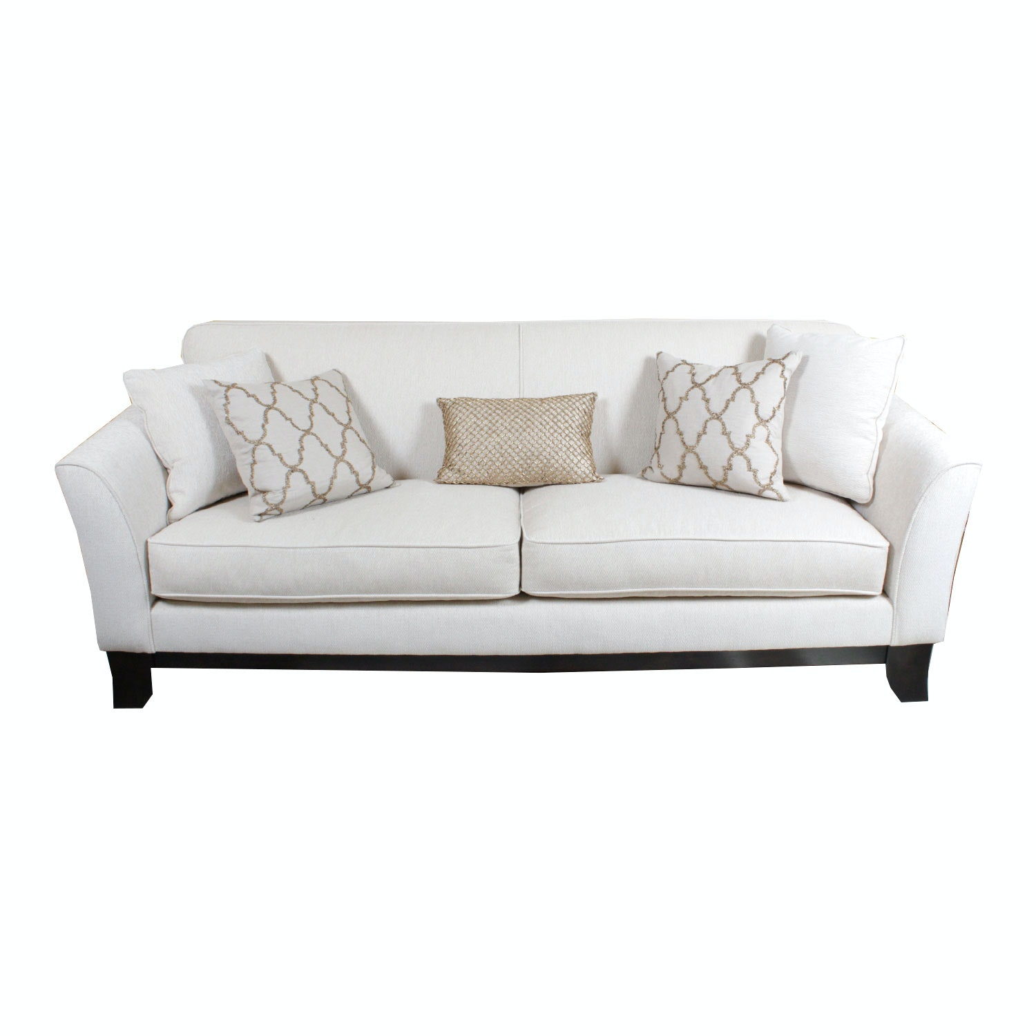 Greenwich Upholstered Sofa by Pottery Barn