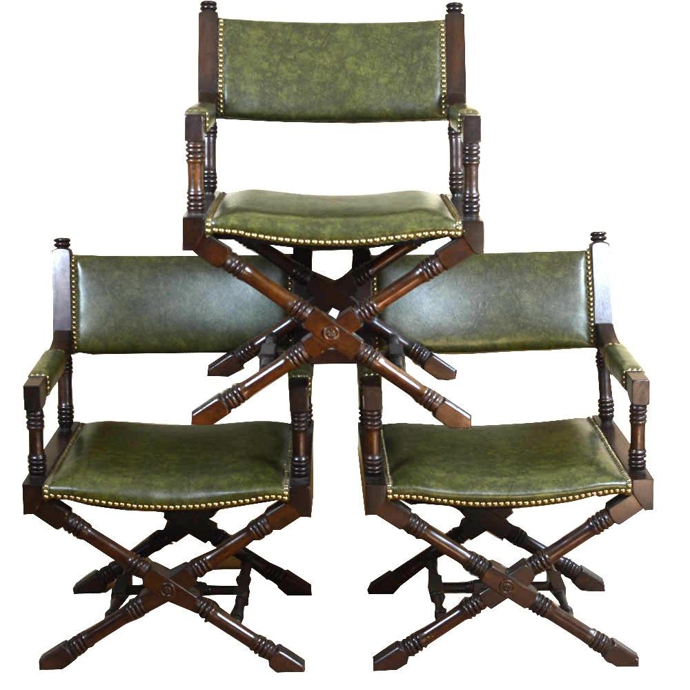 Paoli Director Style Chairs ...  sc 1 st  EBTH.com & Paoli Director Style Chairs : EBTH