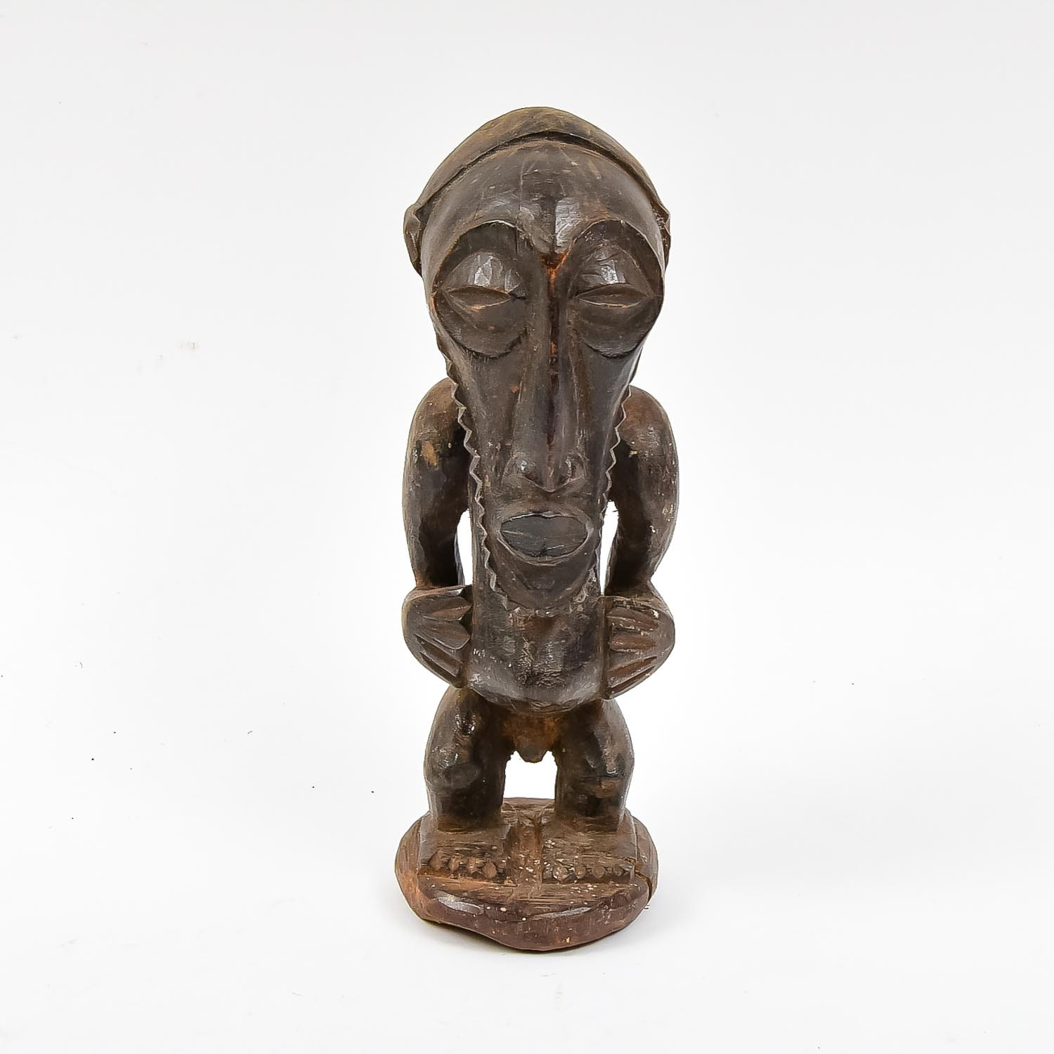 Small Vintage African Sculpture
