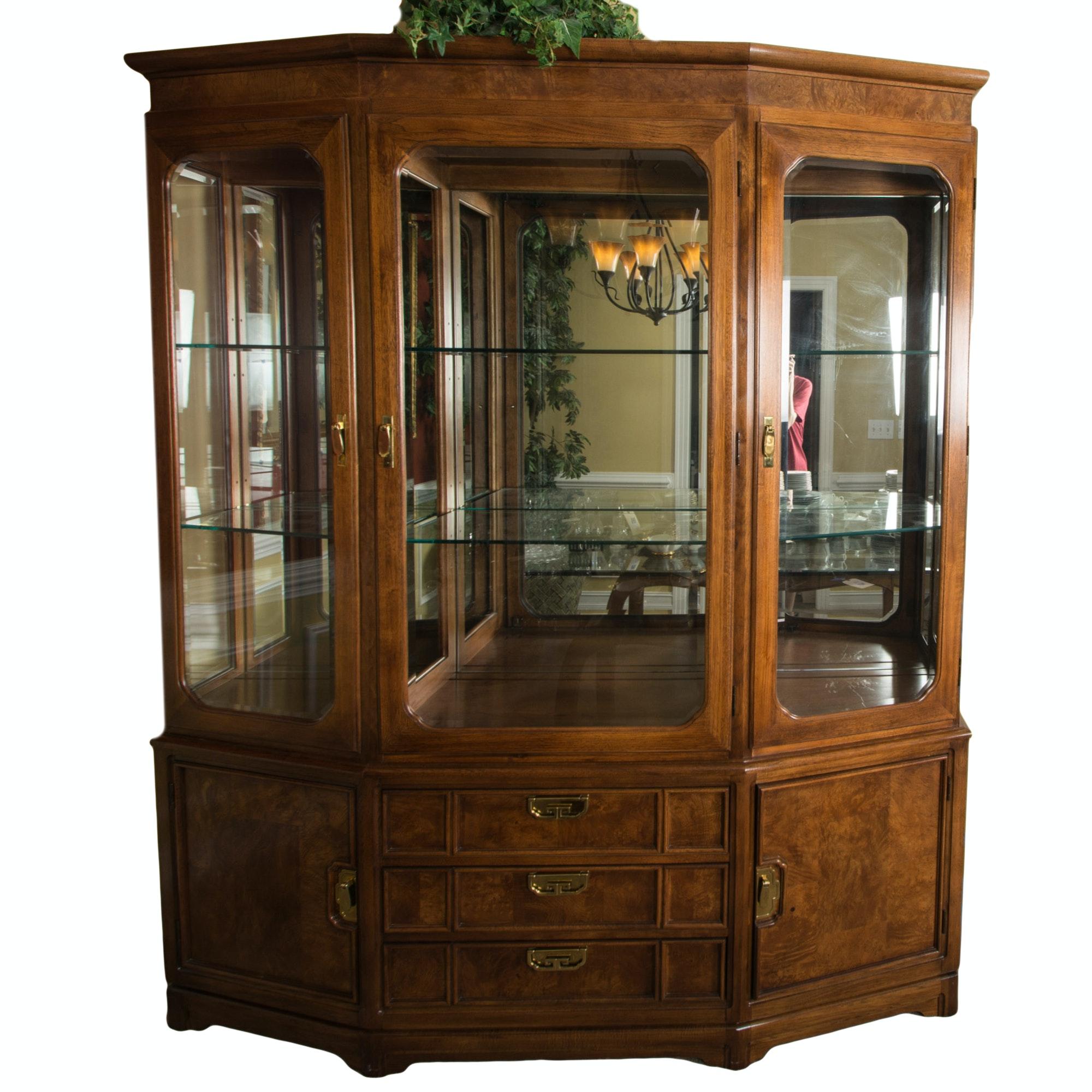 Thomasville kitchen cabinet